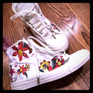 PatBo Limited Edition Converse Sneakers